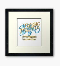 Magic Missile Framed Print