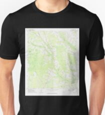USGS TOPO Map Georgia GA Crawley 245441 1971 24000 T-Shirt