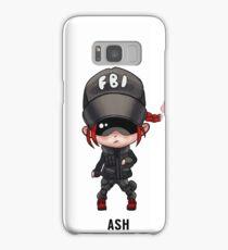 R6 Ash Chibi Samsung Galaxy Case/Skin