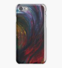 oil bar dragon iPhone Case/Skin