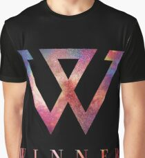 Winner Nebula Graphic T-Shirt
