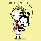 Hello nurse by Andres Colmenares