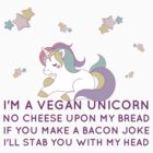 Vegan Unicorn by TheVeganTaff