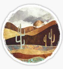 Patina Desert Sticker