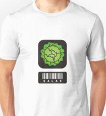 Barcode Salad Unisex T-Shirt