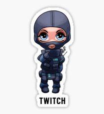 R6 Twitch Chibi Sticker