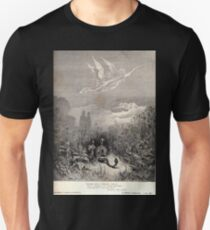 Gustave Dore or Doré  Dante Divine Comedy Purgatory 027 Unisex T-Shirt