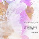 Lost for Words Calendar 2015 - September by Franchesca Cox