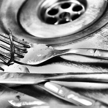 Cutlery by janewilkinson