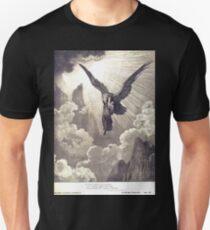 Gustave Dore or Doré  Dante Divine Comedy Purgatory 028 Unisex T-Shirt