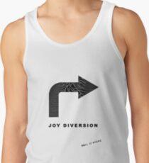 Joy Diversion - Post Punk Fun Tank Top