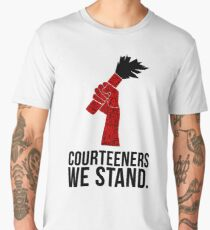 Courteeners We Stand. Flare design Men's Premium T-Shirt