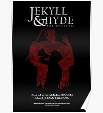 Jekyll & Hyde - Merchandise Poster