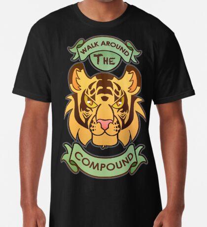 Walk Around The Compound Long T-Shirt