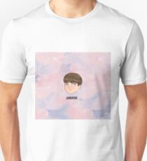 BTS -BS, T Chibi JUNGKOOK with bg Unisex T-Shirt