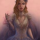 High Lady Feyre by dianulala