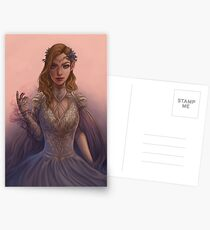 Hohe Dame Feyre Postkarten