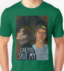 Heavy dirty soul  Unisex T-Shirt