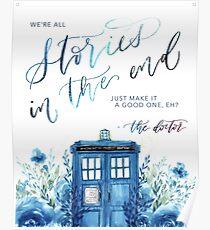 Geschichten am Ende Poster