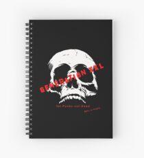 Generation XXL Punk Rock Design Spiral Notebook