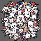 Final Fantasy Moogle-verse II by seviesphere
