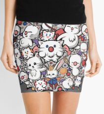Final Fantasy Moogle-verse II Mini Skirt