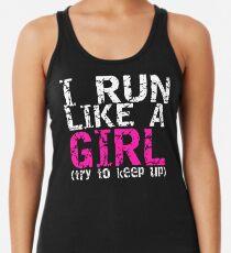 Run Like a Girl Women's Tank Top