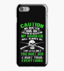 MY DAUGHTER iPhone Case/Skin