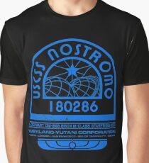 Nostromo Logo - Alien - Prometheus Graphic T-Shirt