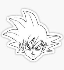 Goku DBZ Sticker