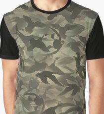 Duck hunt camouflage Graphic T-Shirt