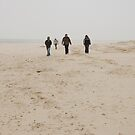 Walk on the Beach by MikeThomas