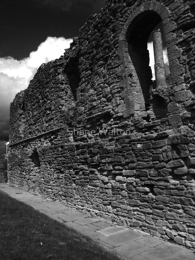 Norman Ruin Outer Wall by Shane Walton