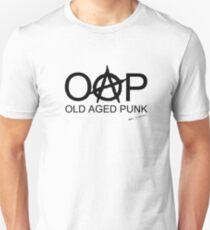 OAP - Old Aged Punk Unisex T-Shirt
