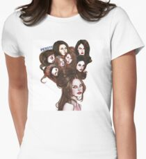 Lana Del Rey  Womens Fitted T-Shirt