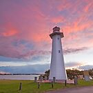 Cleveland Point Lighthouse by Beth  Wode