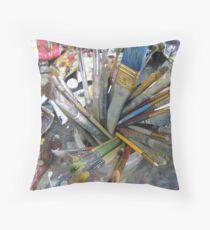 in a Dahlonega gallery Throw Pillow