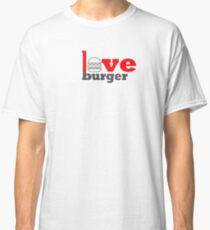 Love Burger at Best Classic T-Shirt