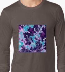 Purple clouds Long Sleeve T-Shirt