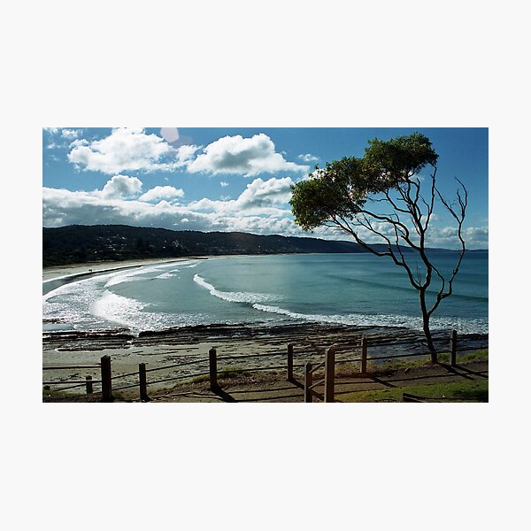 Lorne Beach Photographic Print