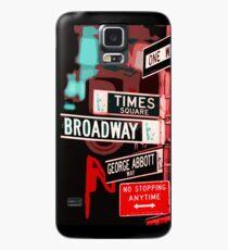 Funda/vinilo para Samsung Galaxy Broadway Street - Nueva York