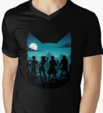 Happy Silhouette T-Shirt