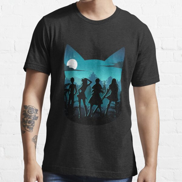 Happy Silhouette Essential T-Shirt