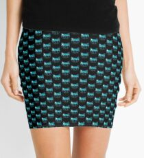 Happy Silhouette Mini Skirt