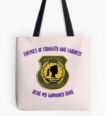 Pawnee Goddesses!! Tote Bag