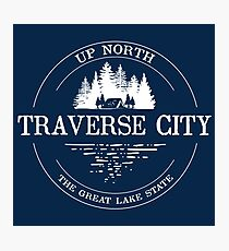 Traverse City Photographic Print