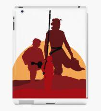 Star Wars Heroes iPad Case/Skin