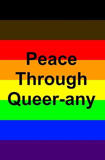 Peace by KitKatKon