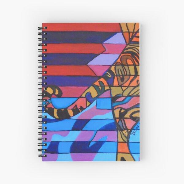 Hexagram 10: Lü (Tread Lightly) Spiral Notebook