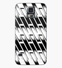 Rainbow Rectangle Case/Skin for Samsung Galaxy